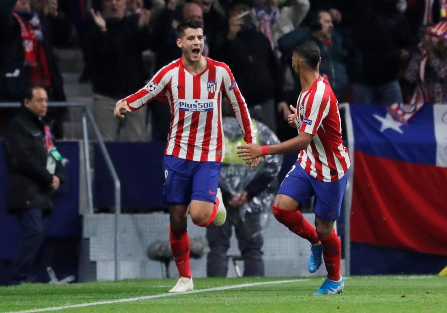 Morata da la victoria al Atlético de Madrid frente al Leverkusen en la Champions
