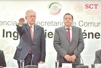 """Plan maestro"" de Santa Lucía será público: Jiménez Espriú"