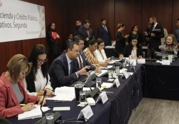Afirma Hacienda que Ley de Ingresos tiene poco margen de ajuste