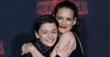 Winona Ryder mantiene una gran conexión con Noah Schnapp