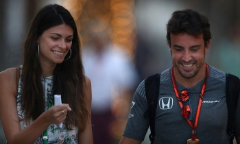 Fernando Alonso quiere formar una familia con Linda Morselli