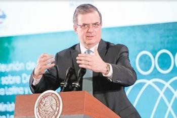 México y EU pactan ir contra tráfico de armas
