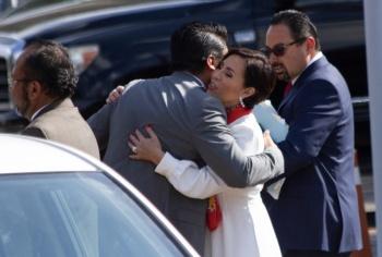 Rosario Robles se queda en prisión