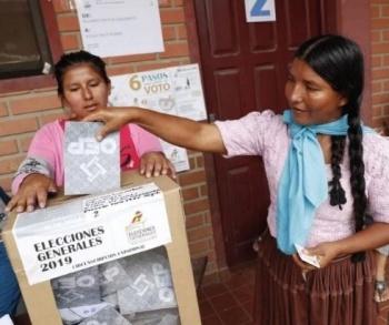Nuevo conteo de votos en Bolivia confirma balotaje