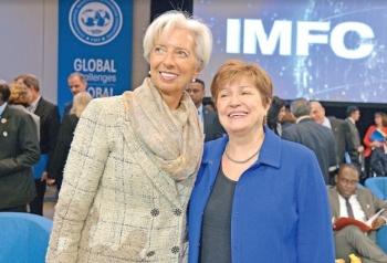 Causa daños colaterales la guerra comercial: FMI
