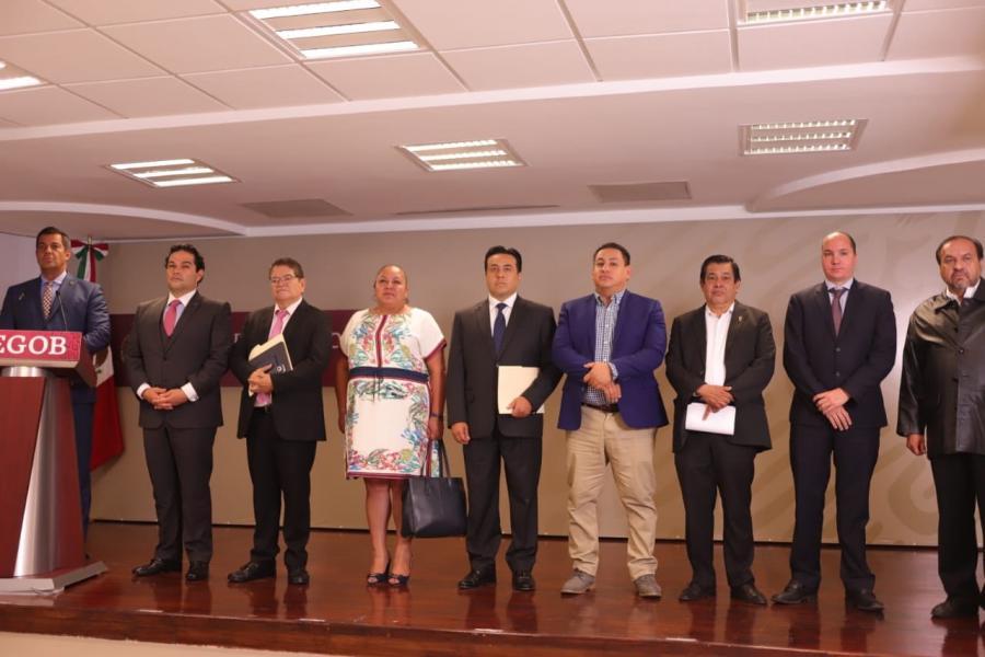 Será la Segob intermediaria entre alcaldes y la Secretaría de Hacienda