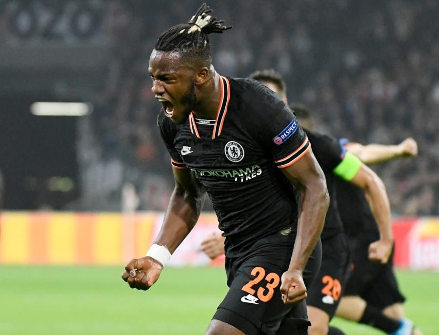 Chelsea se lleva la victoria ante el Ajax en la Champions