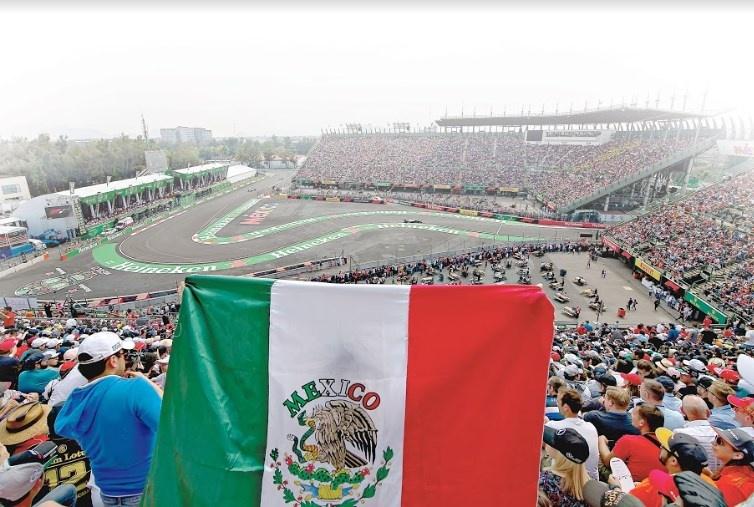 Fórmula 1 gana en costos a la NBA y NFL en México