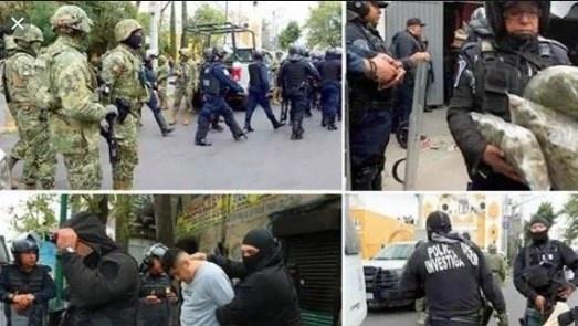 Comerciantes piden capturar a más líderes de la Unión Tepito