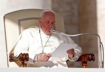 Papa Francisco llama al diálogo para encontrar soluciones a la crisis en Chile