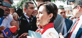 Robles se queda en prisión; envía carta a la Fiscalía