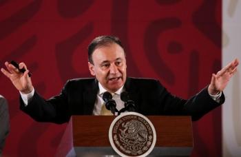 Comparecerá Alfonso Durazo en Senado el 29 de octubre por caso Culiacán