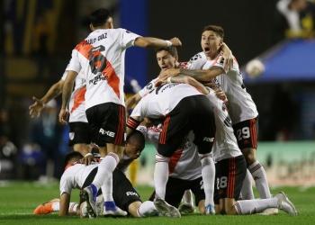 River Plate consigue boleto para final de Copa Libertadores