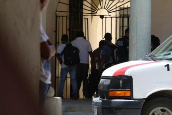 Rescatan a 23 migrantes centroamericanos en Chiapas