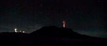 Protección Civil niega supuesta explosión en el Iztaccíhuatl