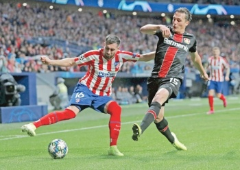 Herrera disputa su juego 50 en torneos europeos