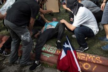 Suman 18 muertos, entre ellos un niño, por violencia en Chile