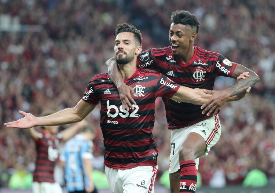 Flamengo se medirá ante River Plate en la final de Copa Libertadores