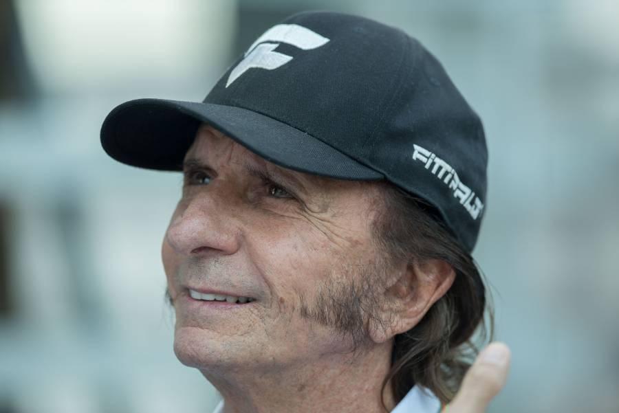 El GP de México es fantástico: Emerson Fittipaldi