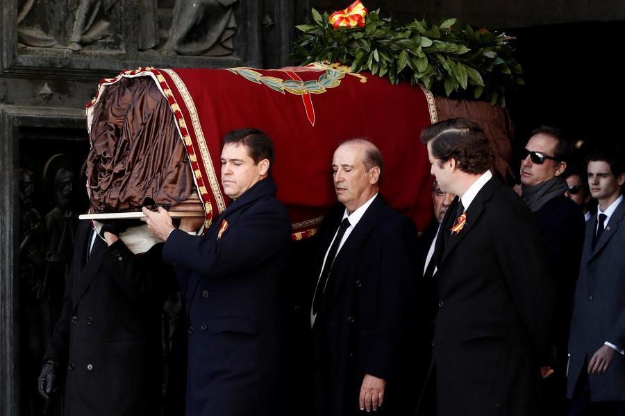 Inicia en España la exhumación de Francisco Franco