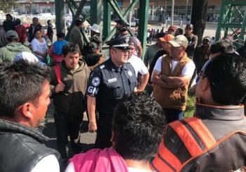 Guardia Nacional reporta bloqueos en varias carreteras