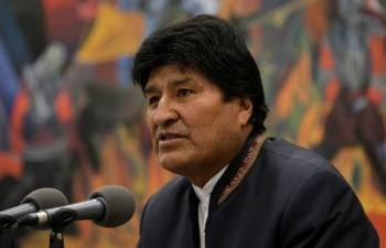 Evo Morales gana en la primera vuelta, asegura Tribunal Electoral