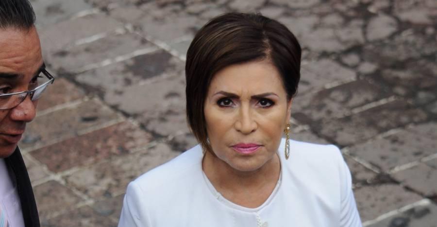 Apela defensa de Rosario Robles prisión preventiva