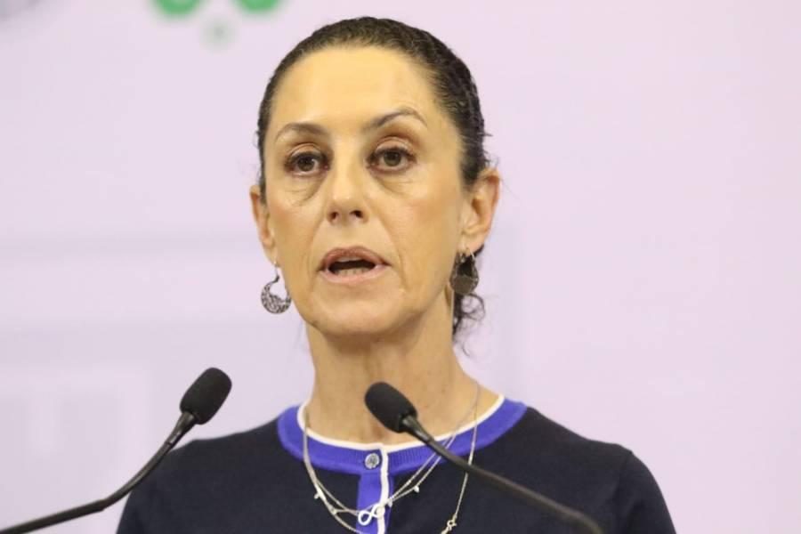Sobre Tepito, Sheinbaum admite imprecisiones en informe policial pero considera desafortunada decisión del juez