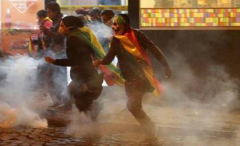 Nueva jornada de protestas en Bolivia. Tribunal finaliza computo de votos