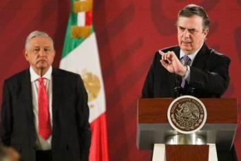México pidió acciones concretas para detener tráfico ilegal de armas: SRE
