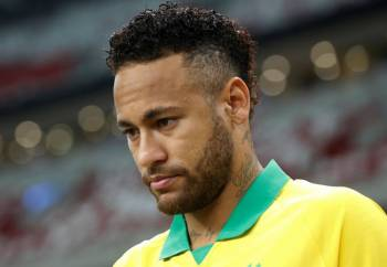 Neymar estará ausente en amistoso ante Argentina