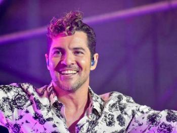David Bisbal: Fue un honor cantar con Rocío Jurado
