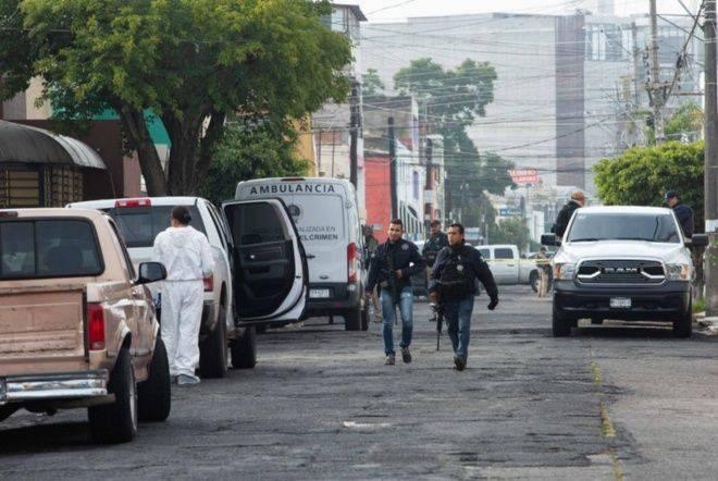 Se registra un enfrentamiento en Morelia entre civiles y la Fiscalía