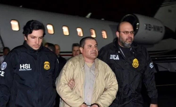 Premia EU a el equipo que logró condenar al Chapo Guzmán