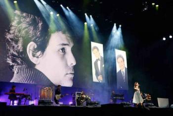 Más de 100 mil fans de José José se dieron cita en el Zócalo