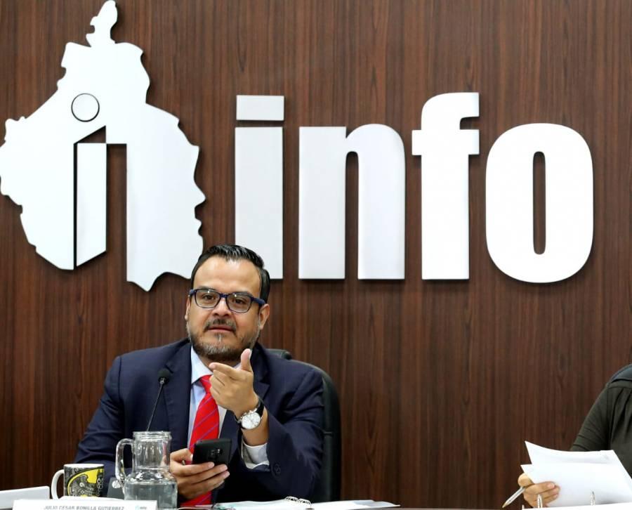 INFO solicita informar sobre el arrendamiento de patrullas de la alcaldía Álvaro Obregón