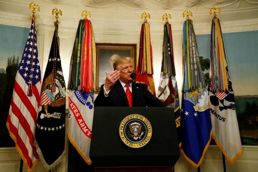 Trump confirma la muerte de Abu Bakr al Baghdadi