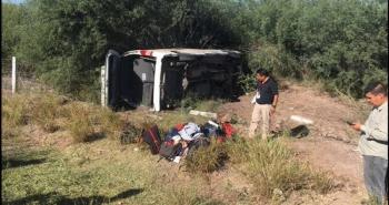 Son dados de alta los reporteros heridos por volcadura en Sonora