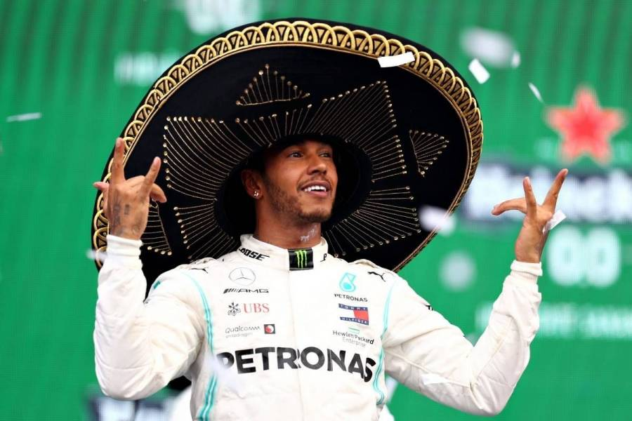 Lewis Hamilton rechazó un papel en la secuela de 'Top Gun'