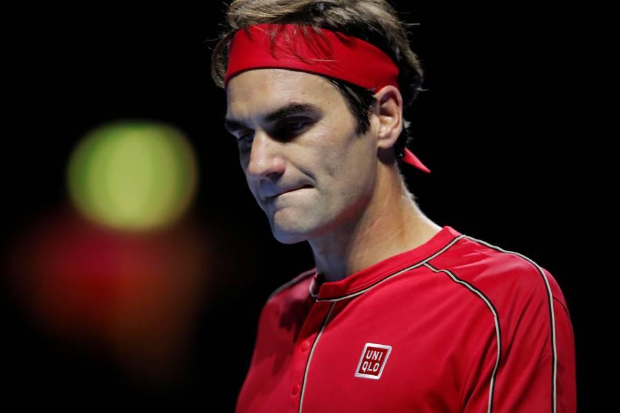 Roger Federer se retira del Másters de París