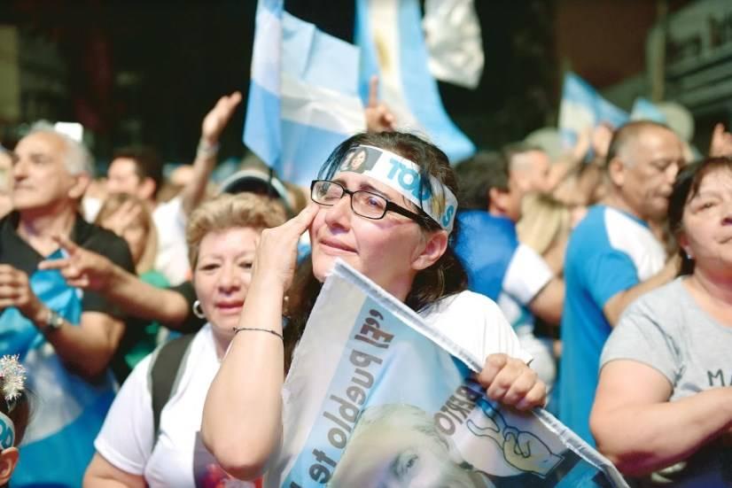 Argentina apuesta otra vez por el kirchnerismo
