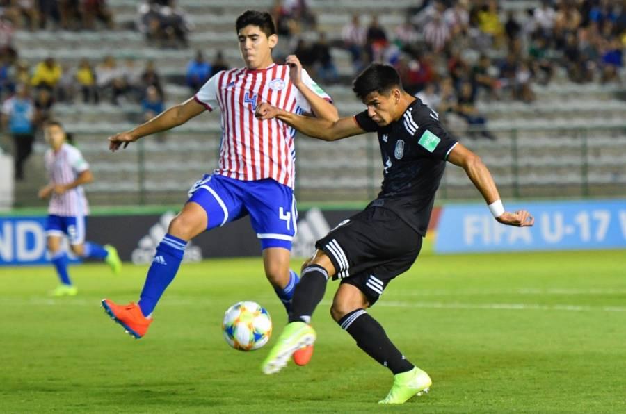 México y Paraguay se van sin goles en el Mundial Sub 17