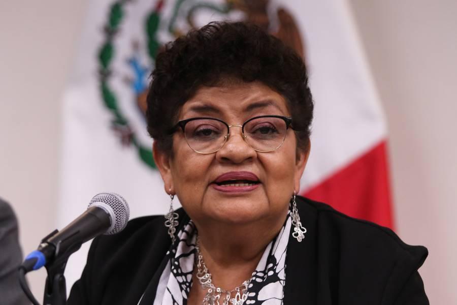 Ernestina Godoy es mi fiscal carnal: López Obrador