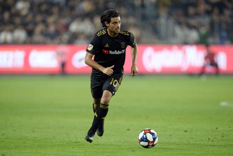 Carlos Vela aparece en el once ideal de la temporada en la MLS