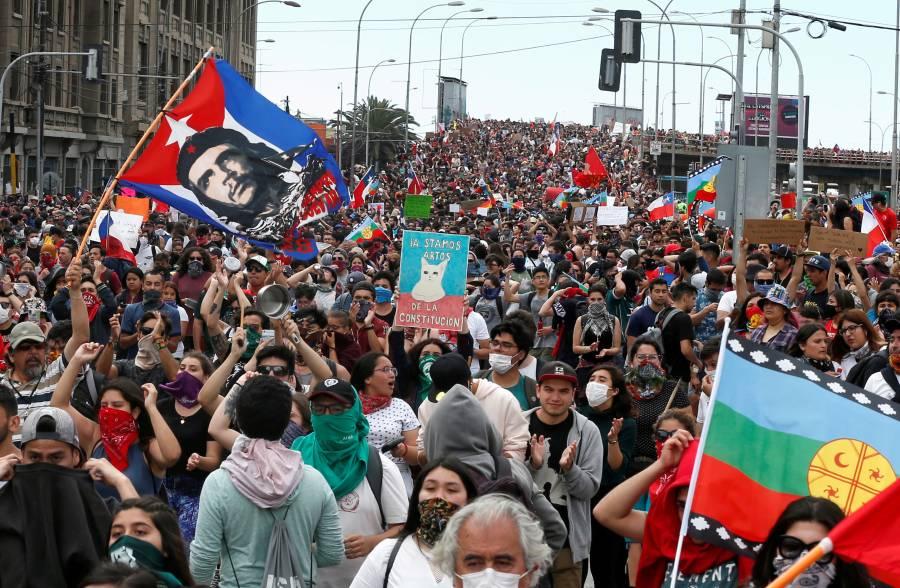 Misión de la ONU llega hoy a Chile