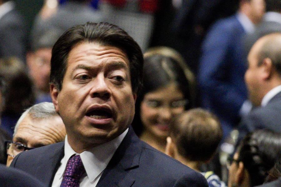 Diputados valorarán si admiten cambios en la Ley de Ingresos, coinciden Mario Delgado y Ramírez Cuéllar