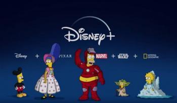 Así llegan Los Simpson a Disney Plus