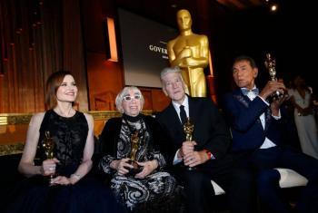 Los Oscar honoríficos premian la lucha por la equidad de género