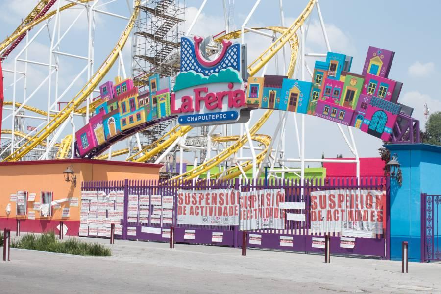 La Feria de Chapultepec anuncia el despido de todo su personal