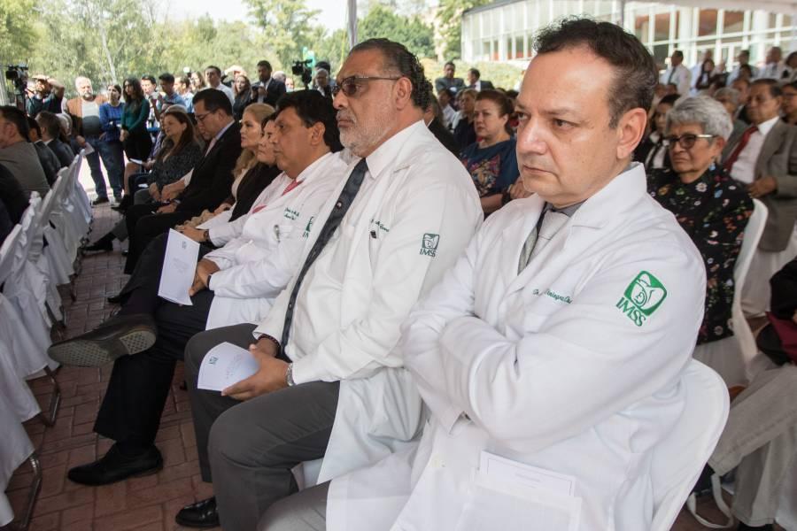Otorgó IMSS 60 mil consultas de primera vez a derechohabientes con psoriasis